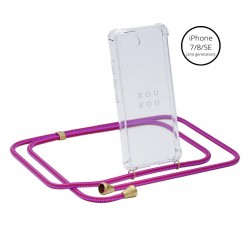 Coque collier iPhone 7/8/SE by Xouxou