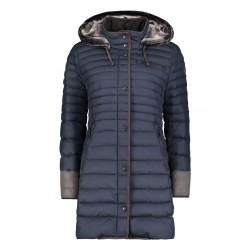 Quilted down jacket by Gil Bret