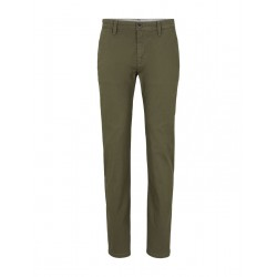 Structured chino pants by Tom Tailor