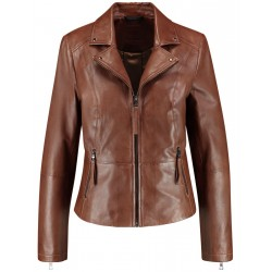 Nappa leather jacket by Gerry Weber Collection