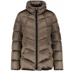 Jacket with diagonal topstitching by Gerry Weber Edition