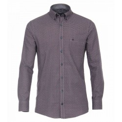 Comfort Fit: long sleeve shirt by Casamoda