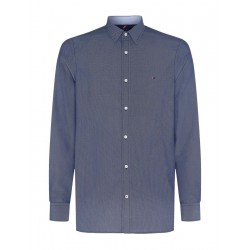 Slim fit: shirt by Tommy Hilfiger
