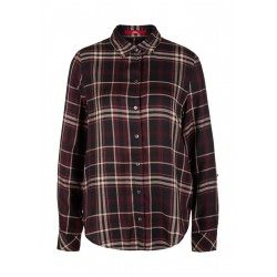 Checked blouse by s.Oliver Red Label