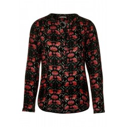 Blouse with pattern by Street One