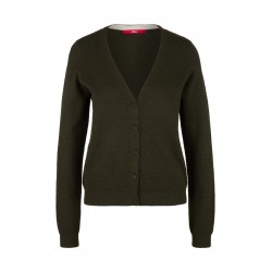 Cardigan avec motif de structure by s.Oliver Red Label