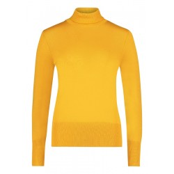 Polo neck jumper by Betty Barclay