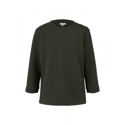 Sweat col montant by Tom Tailor