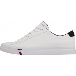 Sigature logo sneakers by Tommy Hilfiger