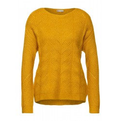 Chunky knit sweater by Street One