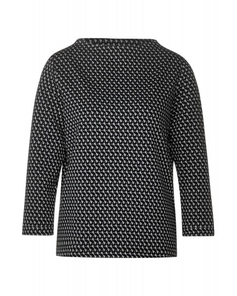 Structure dessin turtle neck by Street One