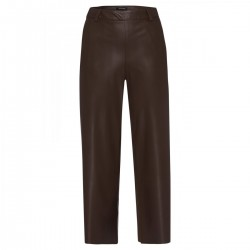 Fake Leather Culotte by More & More