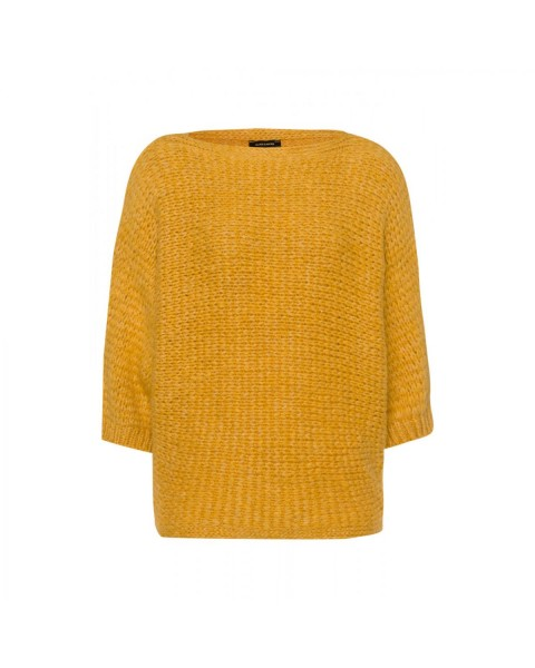 Fluffy Dolmansleeve Pullover by More & More
