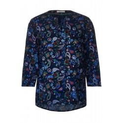 Bluse mit Paisleymuster by Cecil