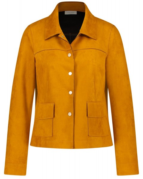 Leather imitation jacket by Gerry Weber Collection