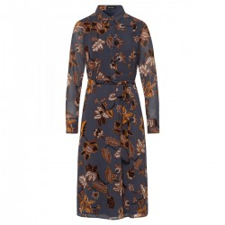 Tapestry Midi Dress by More & More