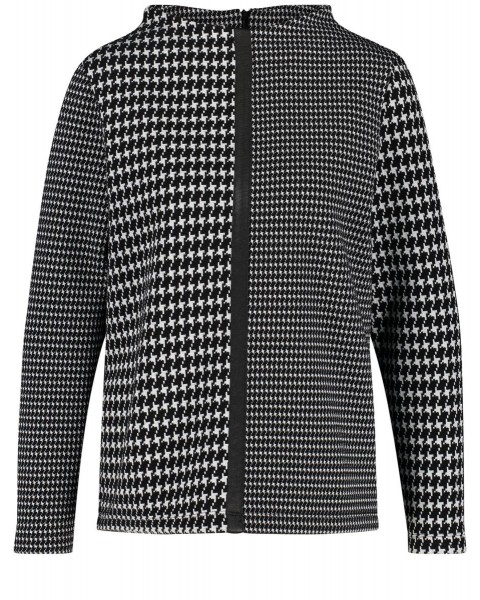 Houndstooth sweater by Gerry Weber Collection