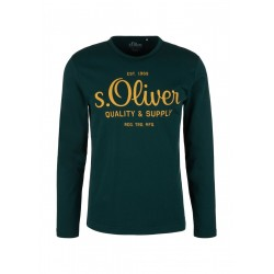 Jersey-Langarmshirt by s.Oliver Red Label