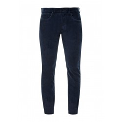 Slim Fit: corduroy pants by s.Oliver Red Label
