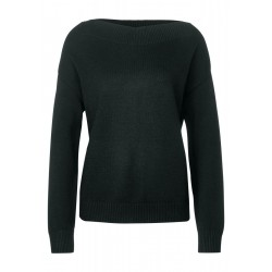Pull col sous-marin doux by Street One