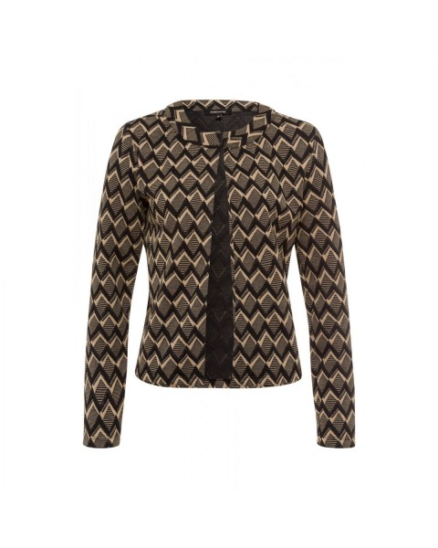 Jersey Jacquard Jacket by More & More