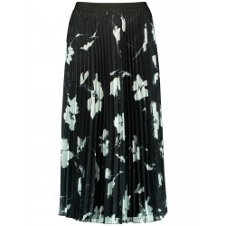 Pleated skirt with a contrasting design by Gerry Weber Casual
