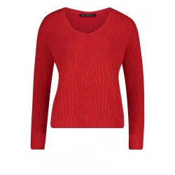 Knit jumper by Betty Barclay