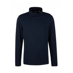 Langarmshirt mit Turtleneck by s.Oliver Red Label