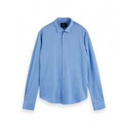 Slim fit: Shirt by Scotch & Soda