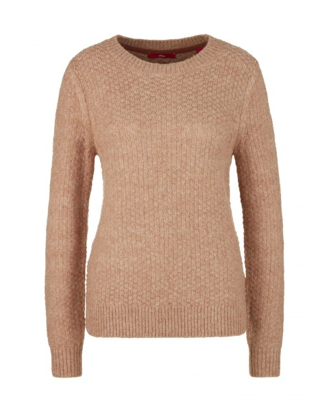 Fluffy sweater by s.Oliver Red Label