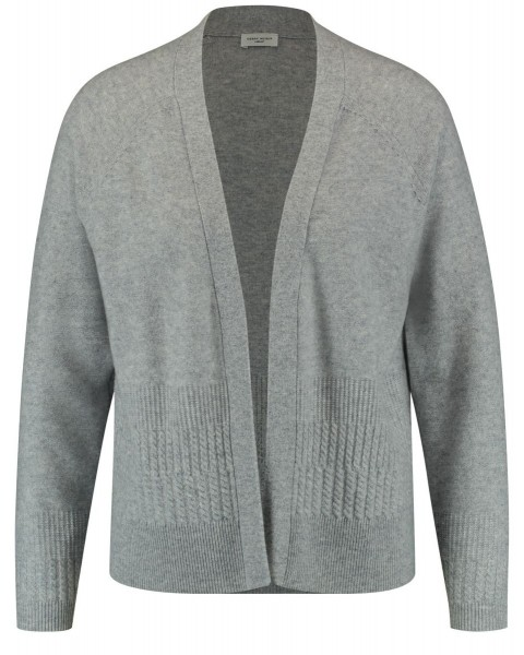 Cardigan in wool-cashmere by Gerry Weber Casual