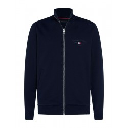 Zip jacket made of organic cotton by Tommy Hilfiger