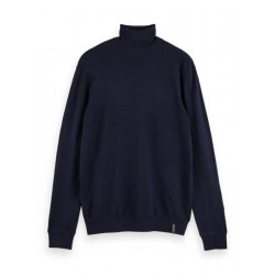 ECOVERO ™ turtleneck by Scotch & Soda