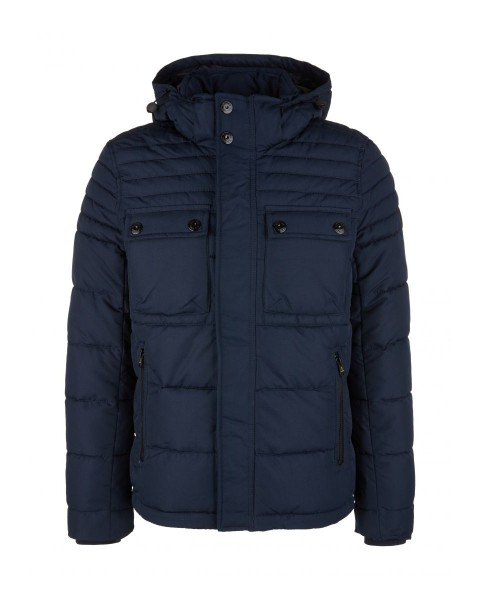 Quilted jacket by s.Oliver Red Label
