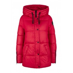 Puffer Jacke mit Kapuze by s.Oliver Red Label
