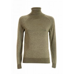 Pullover in Metallic-Optik by XT Studio