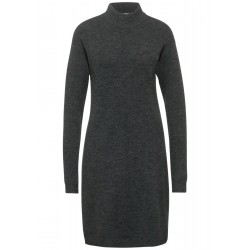 Cosy knitted dress by Street One