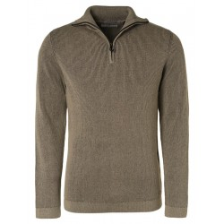 Pullover mit Stehkragen by No Excess