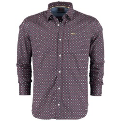 Comfort Fit: long sleeve shirt by New Zealand Auckland