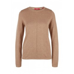 Pullover mit Rundhalsausschnitt by s.Oliver Red Label