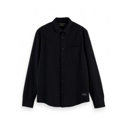 Comfort Fit: long sleeve shirt by Scotch & Soda