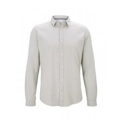 Slim fit: shirt by Tom Tailor