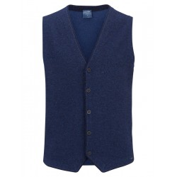 Modern Fit: gilet tricoté by Olymp