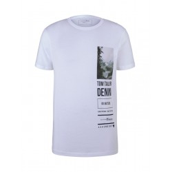 T-Shirt mit Frontprint by Tom Tailor Denim