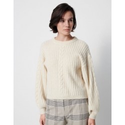 Plaited jumper Tairi by someday