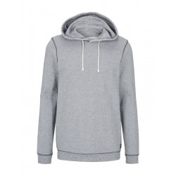 Hoody mit Strukturmuster by Tom Tailor Denim