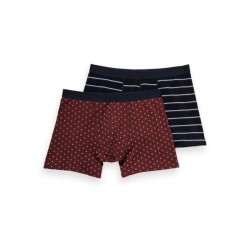Boxer shorts in pack of 2 by Scotch & Soda