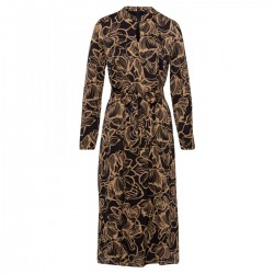 Maxi robe by More & More