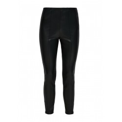 Leather trousers 7/8 by s.Oliver Red Label