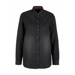 Jeansbluse by s.Oliver Red Label
